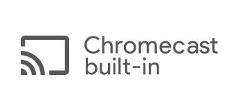 Chromecast built-it